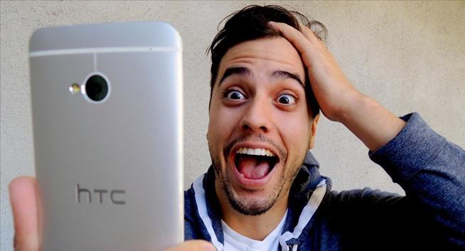HTC Selfie Phone