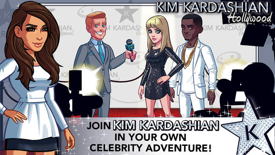 Kim Kardashian Game 1