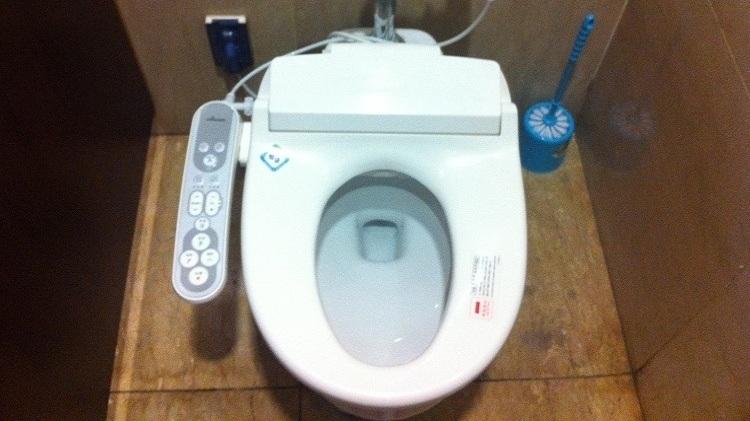 Korean Toilet