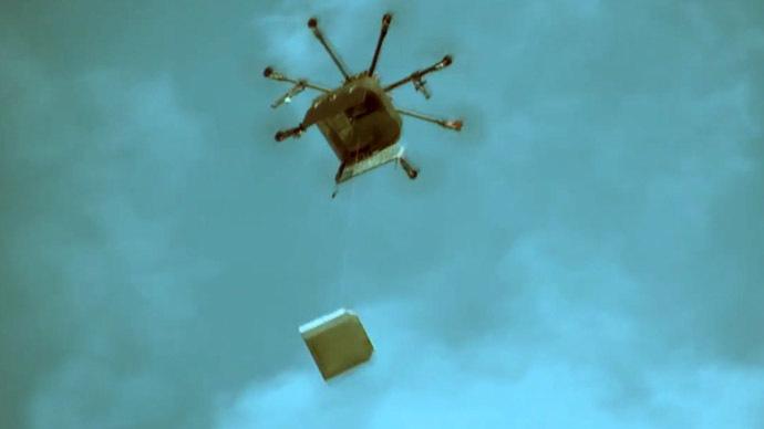 Russia-Pizza-Delivery-Drone