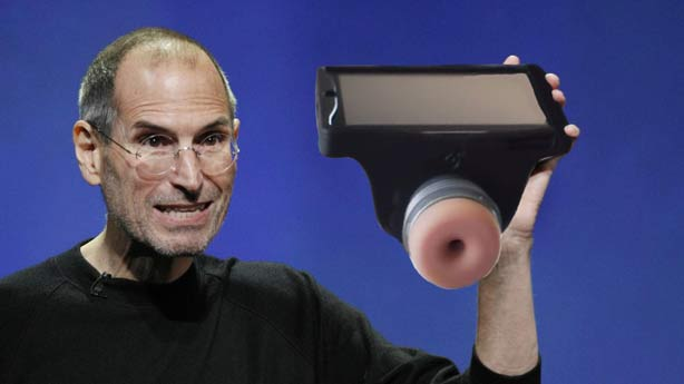 Fleshlight Launchpad Steve Jobs