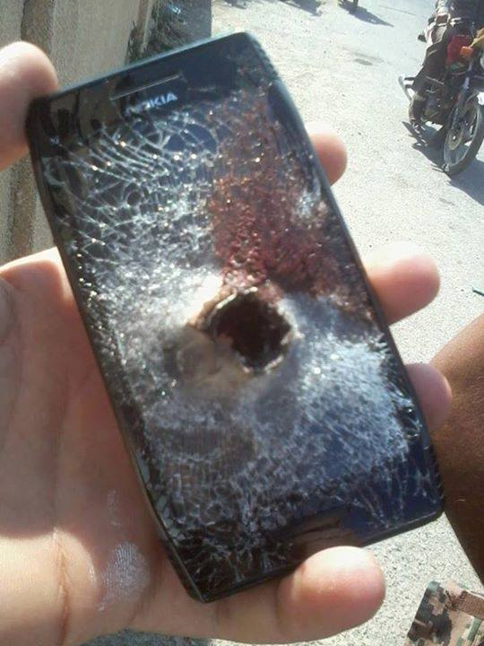 Nokia Bullet
