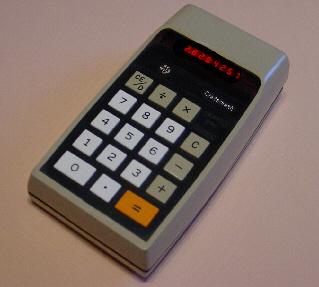 old calculator 1