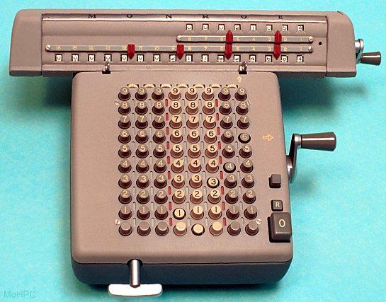 old calculator 2