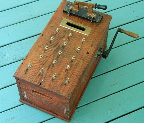 old calculator 3