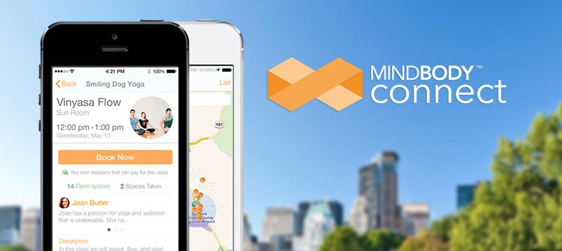 MindBody Connect App