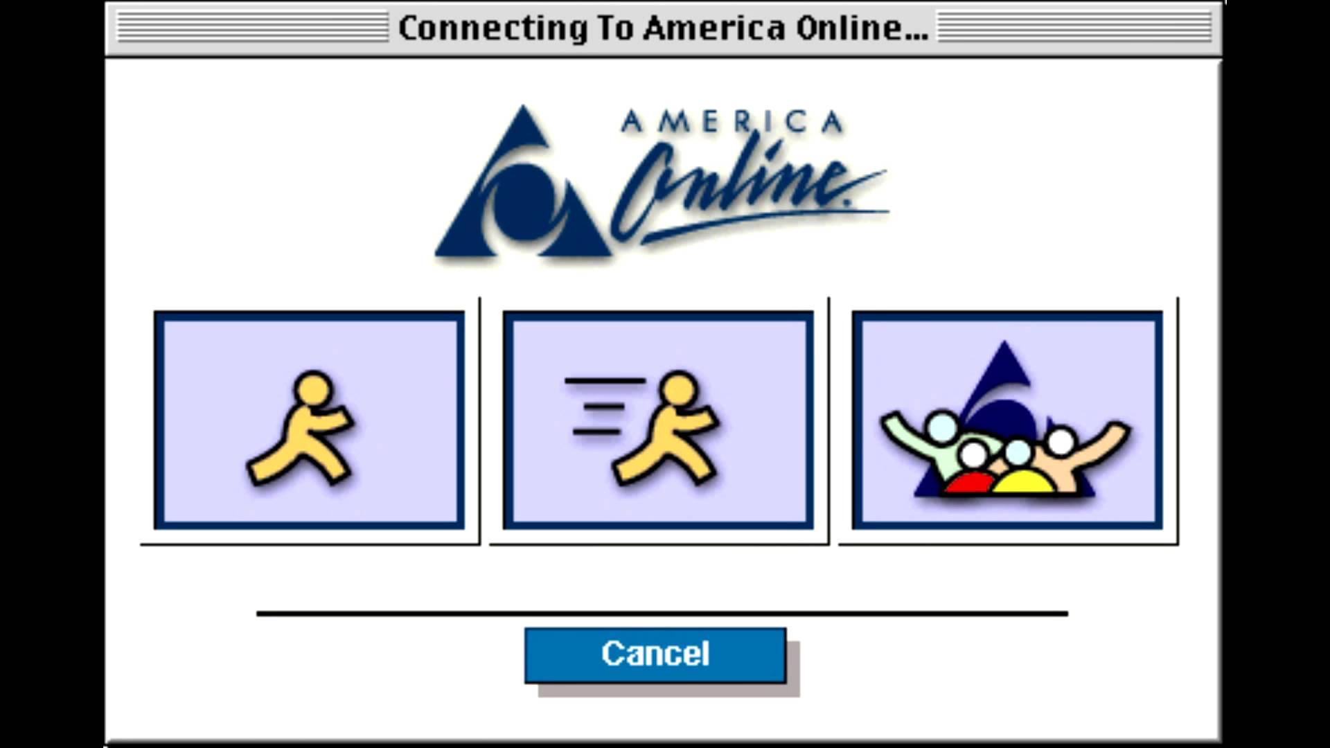 AOL Loading Screen
