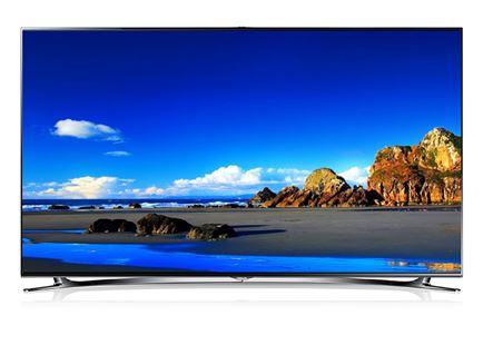 Samsung LED LCD TV UN55F8000