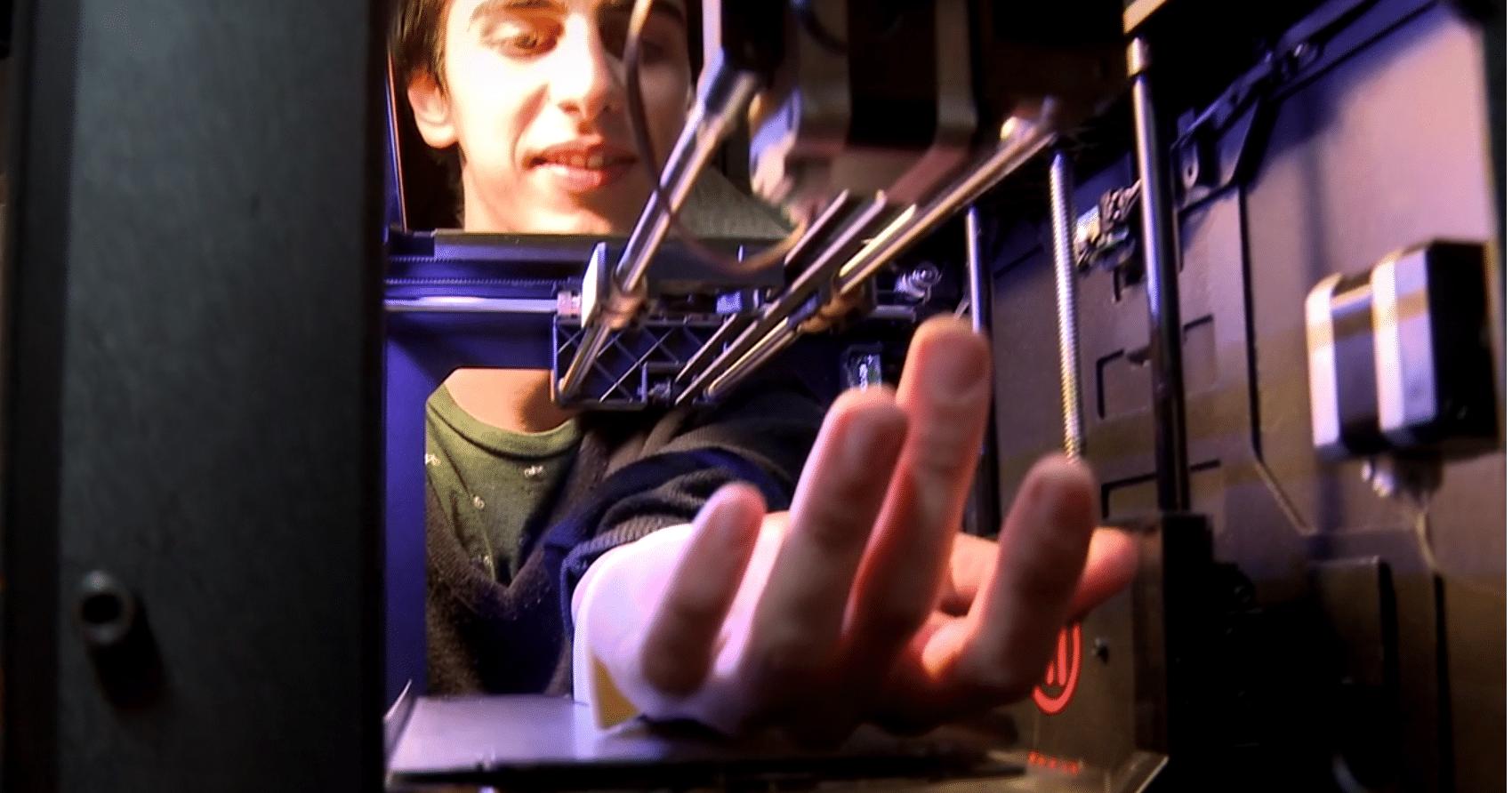 3D Printing Tatoo
