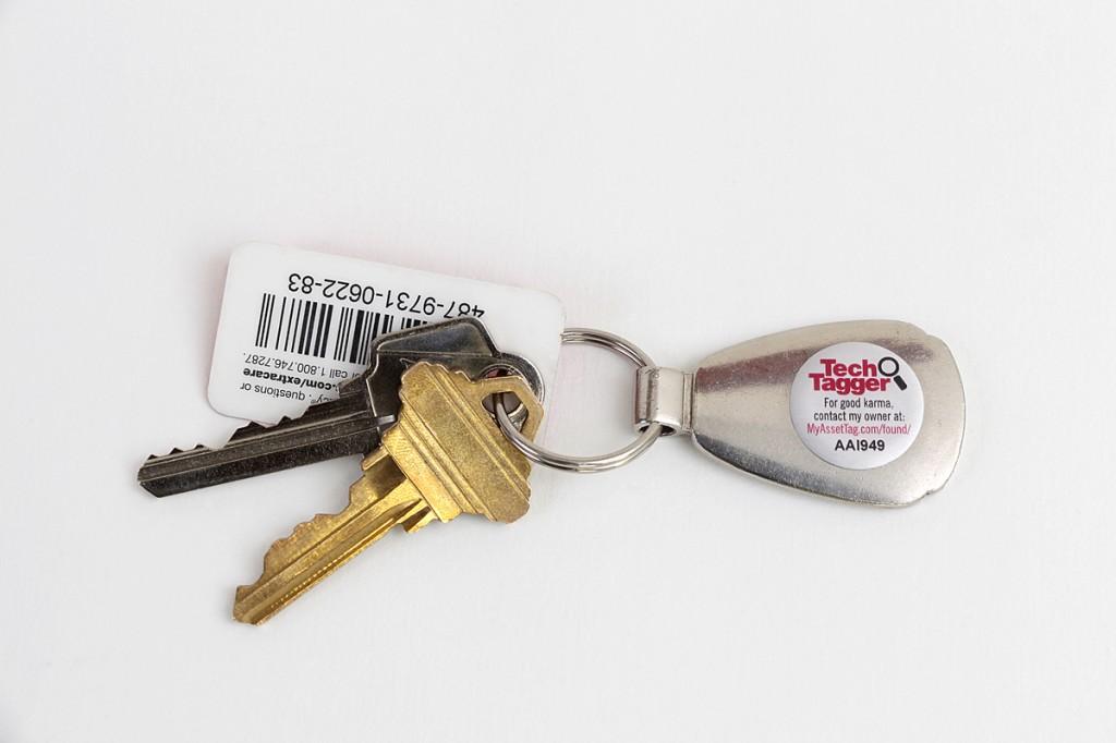 Tech Tagger Lost Keys