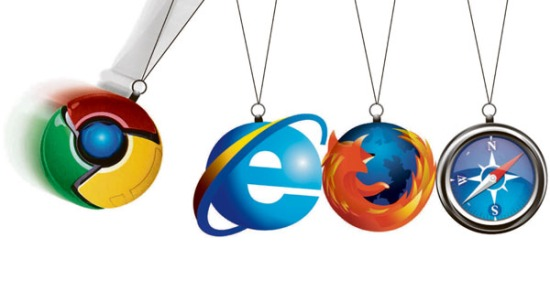 There's a lot of web browsers out there. Here's are some alternatives