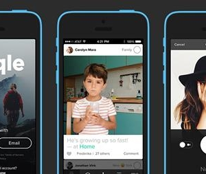 Cirqle's latest feature allows you to connect and share via Bluetooth connection