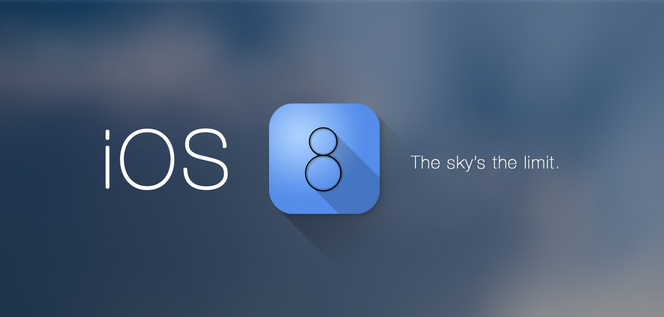 iOS 8 - It's here