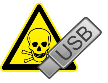 Toxic USB Stick