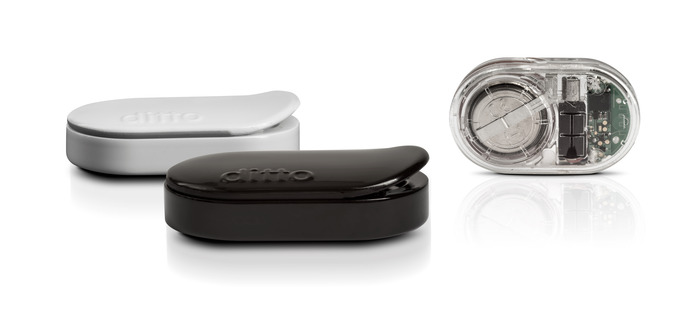 Ditto - Wearable device that notifies you
