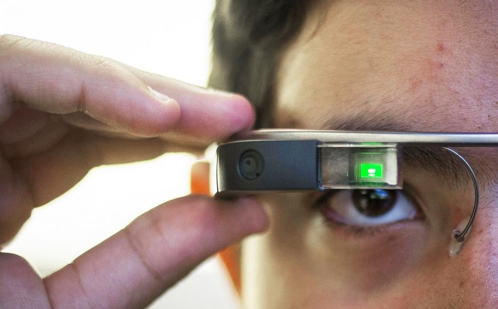 Google Glass Addict