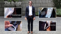 Suitsy: The onesie that looks like a suit