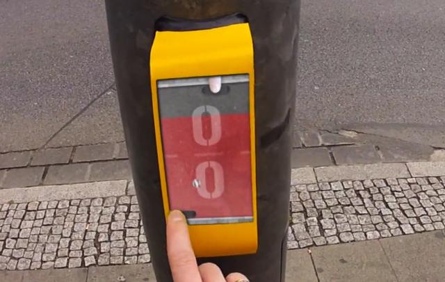 Traffic Light Pong
