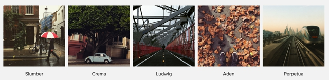 New Instagram Filters