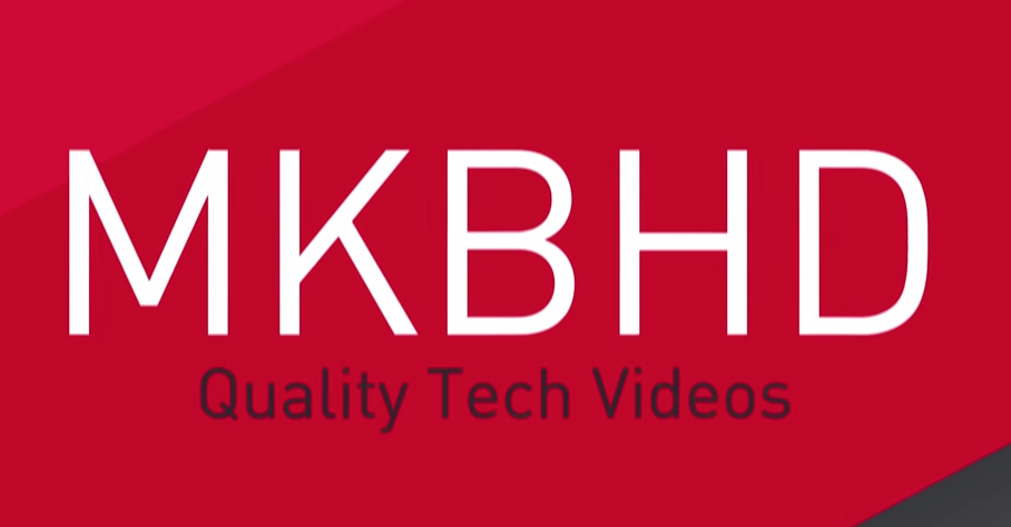mkbhd on youtube