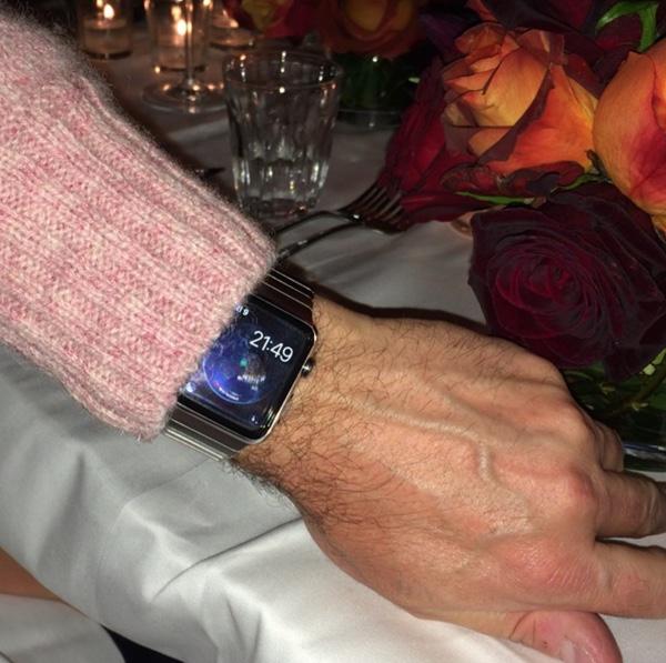 Apple Watch Sighting