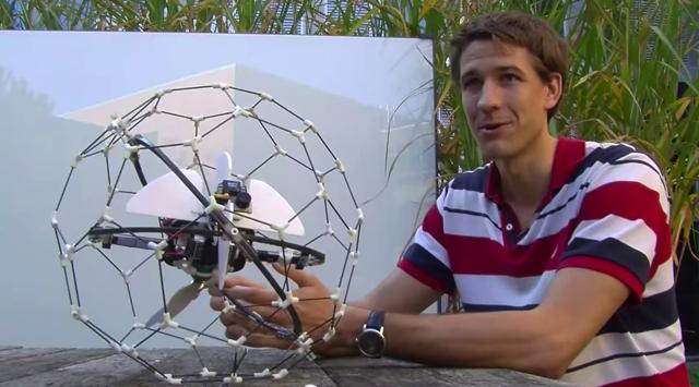 GimBall - the life saving drone