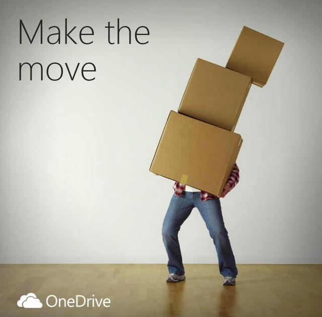 OneDrive giving away 100GB of free storage to Dropbox users