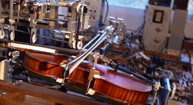 Ro-Bo Violin