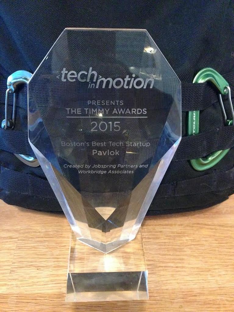 Pavlok Award