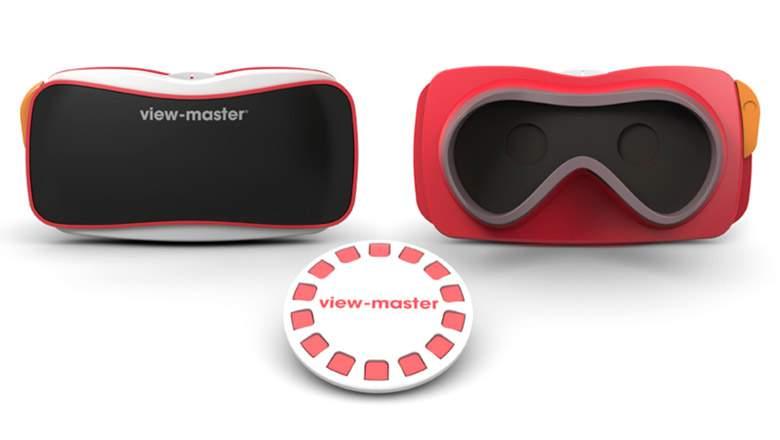Mattel View Master