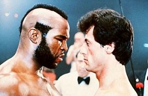 Clubber vs. Rocky