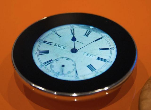 Runcible Smartwatch