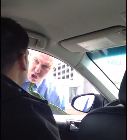 Uber Driver Cop