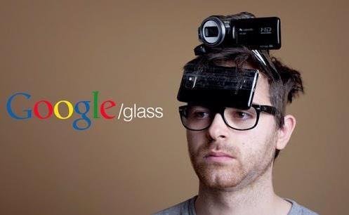 Google Glass Funny