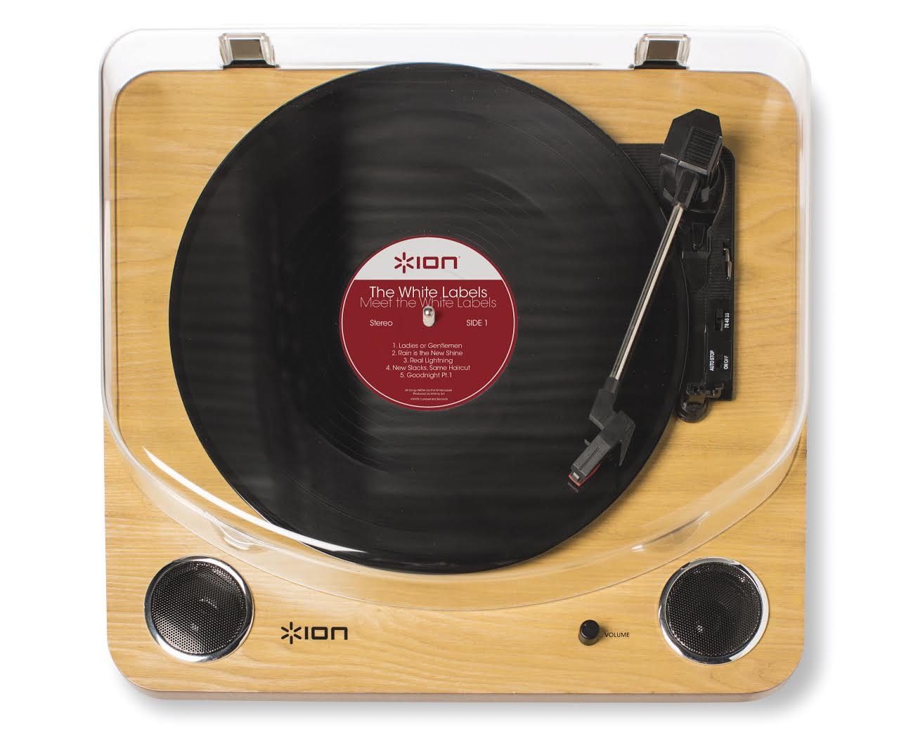 Ion Max LP Turntable