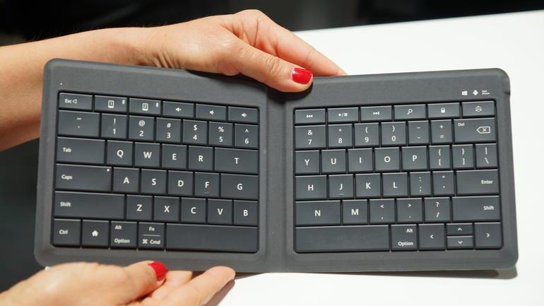 Microsoft Folding Keyboard