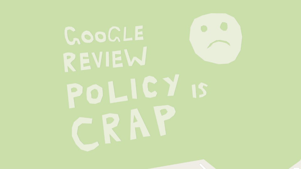 Google Maps Policy