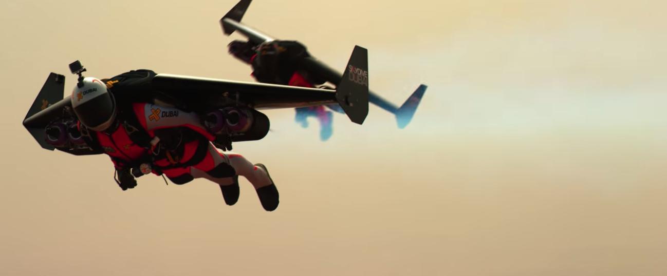 Jetpacks Dubai