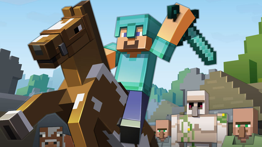 Minecraft best games of the decade