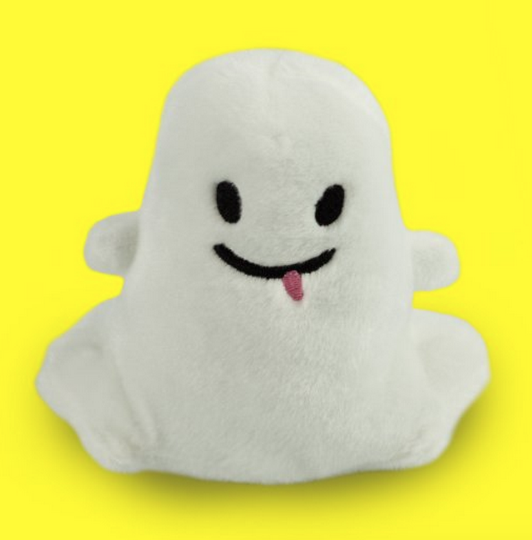 Snapchat Stuffed Animal