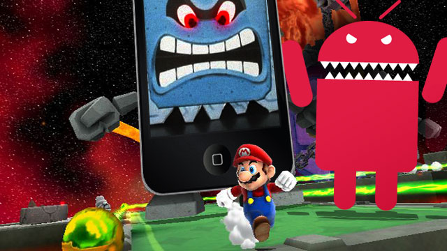 Nintendo meets Android
