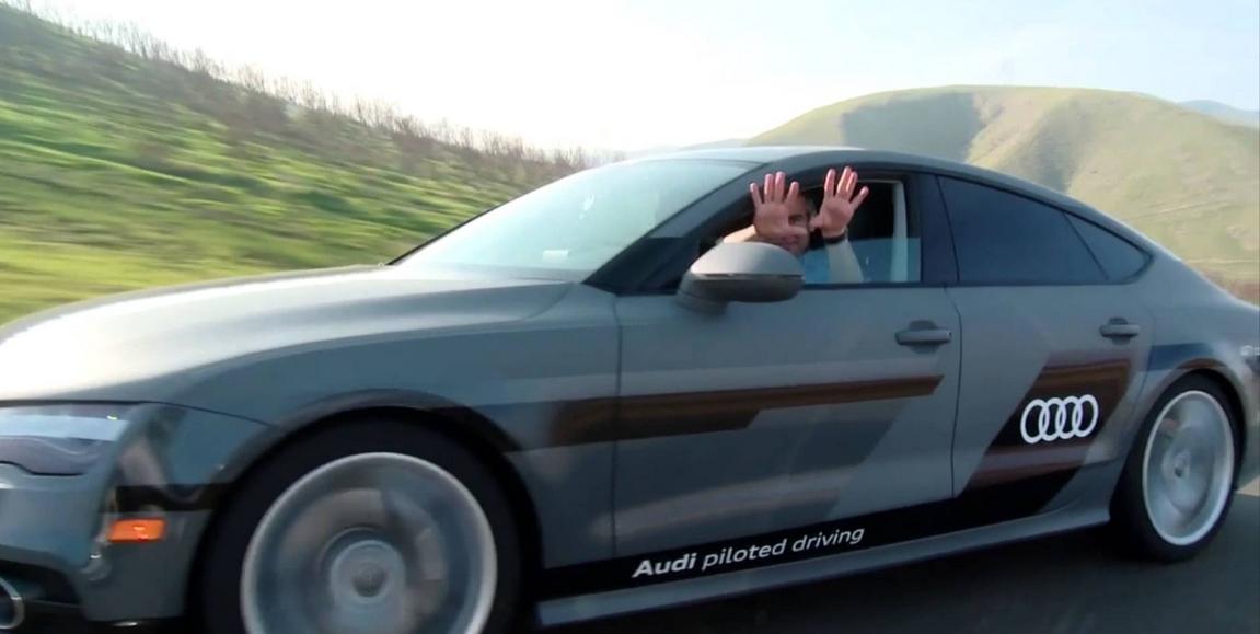 Audi-robby