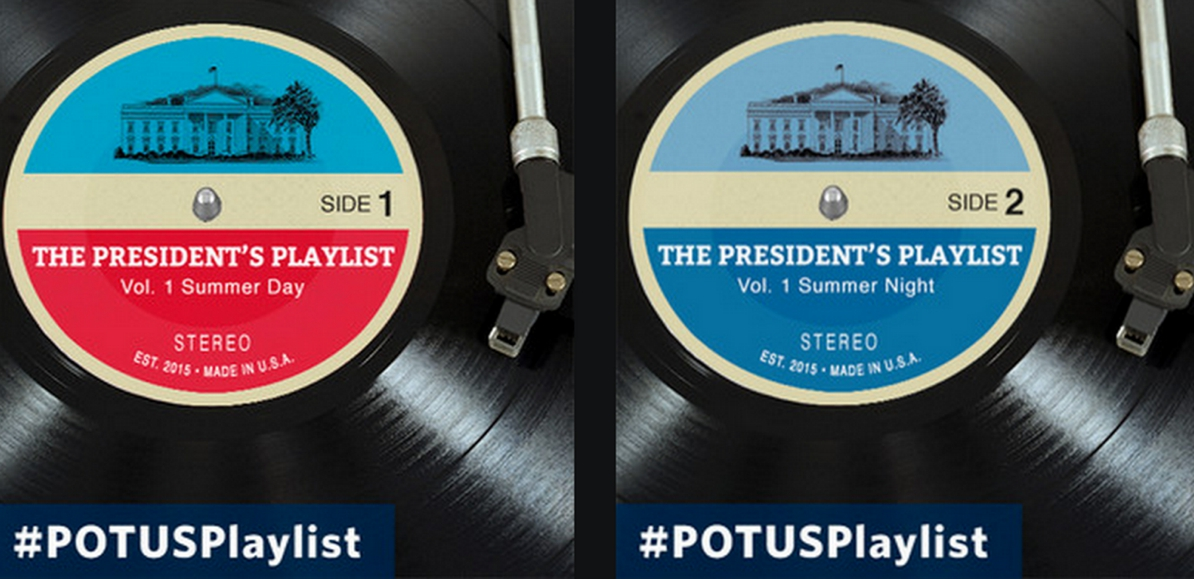 #PotusPlaylist