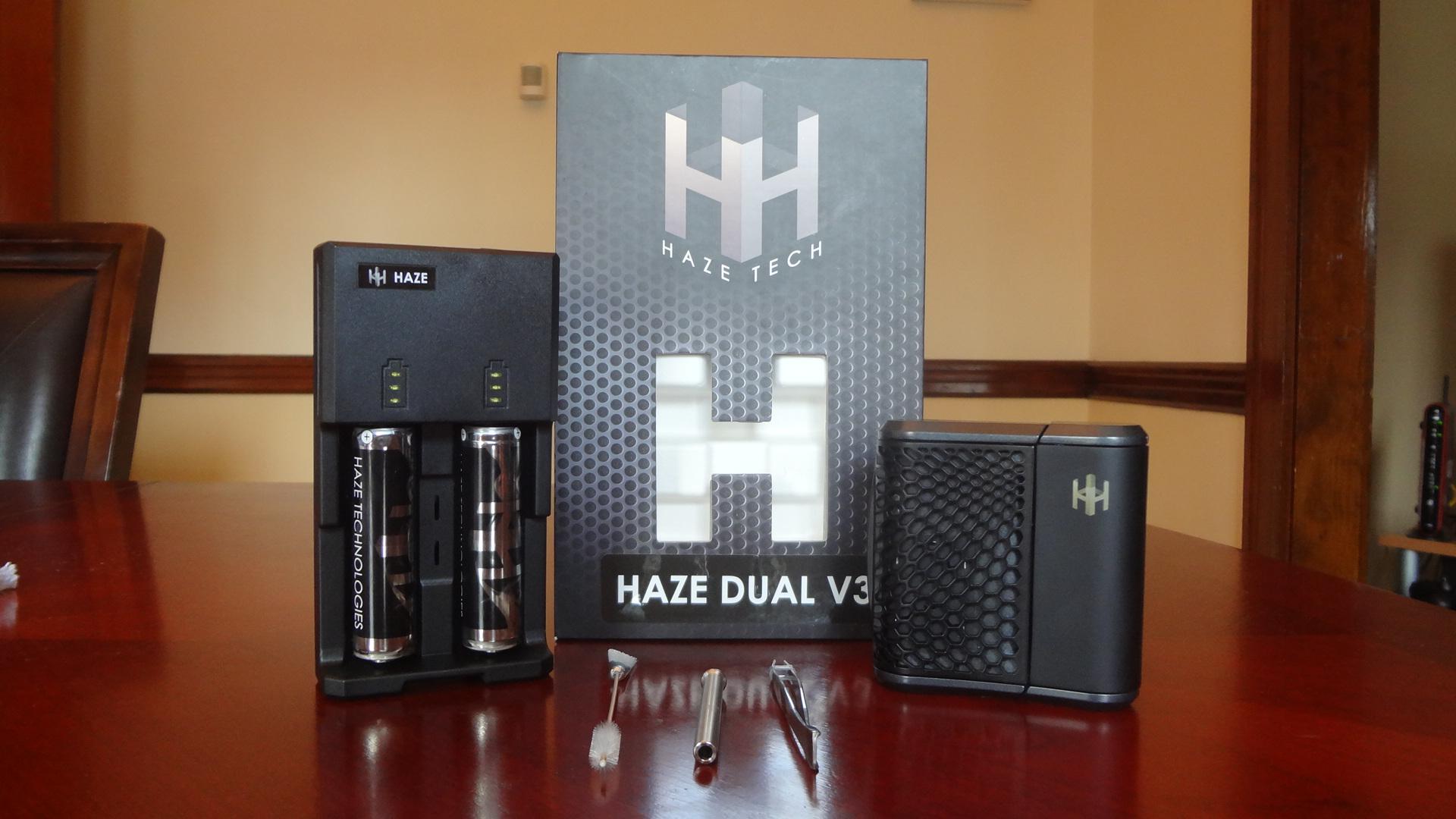 Haze Dual V3 Box