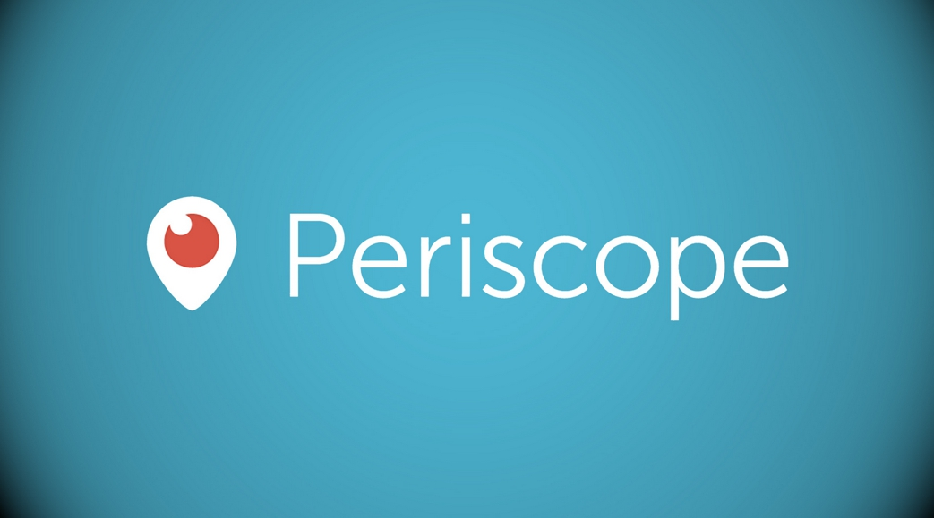 periscope app logo