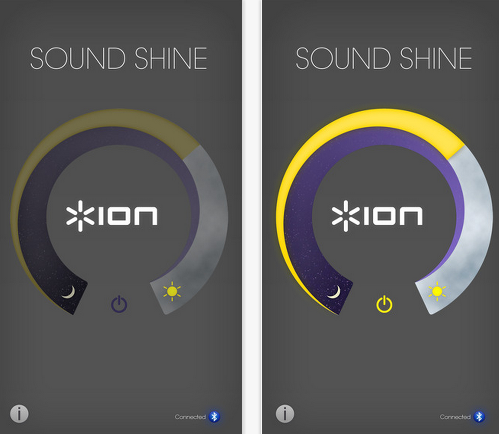 Sound Shine App