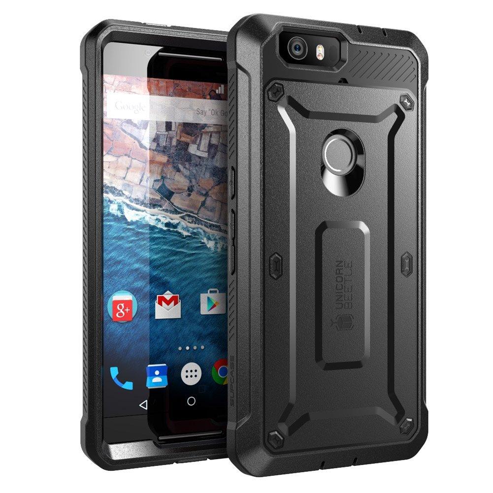 Nexus 6P Case, SUPCASE [Heavy Duty] Belt...