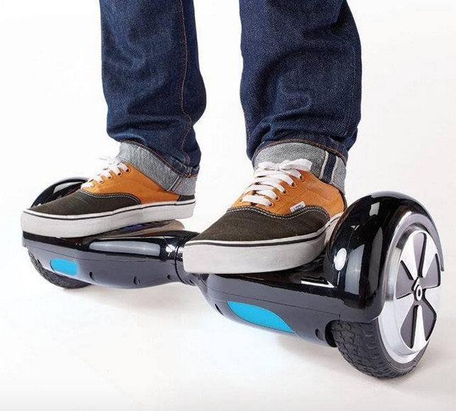 Swagway Self Balancing Electric Unicycle Two Wheels Scooter
