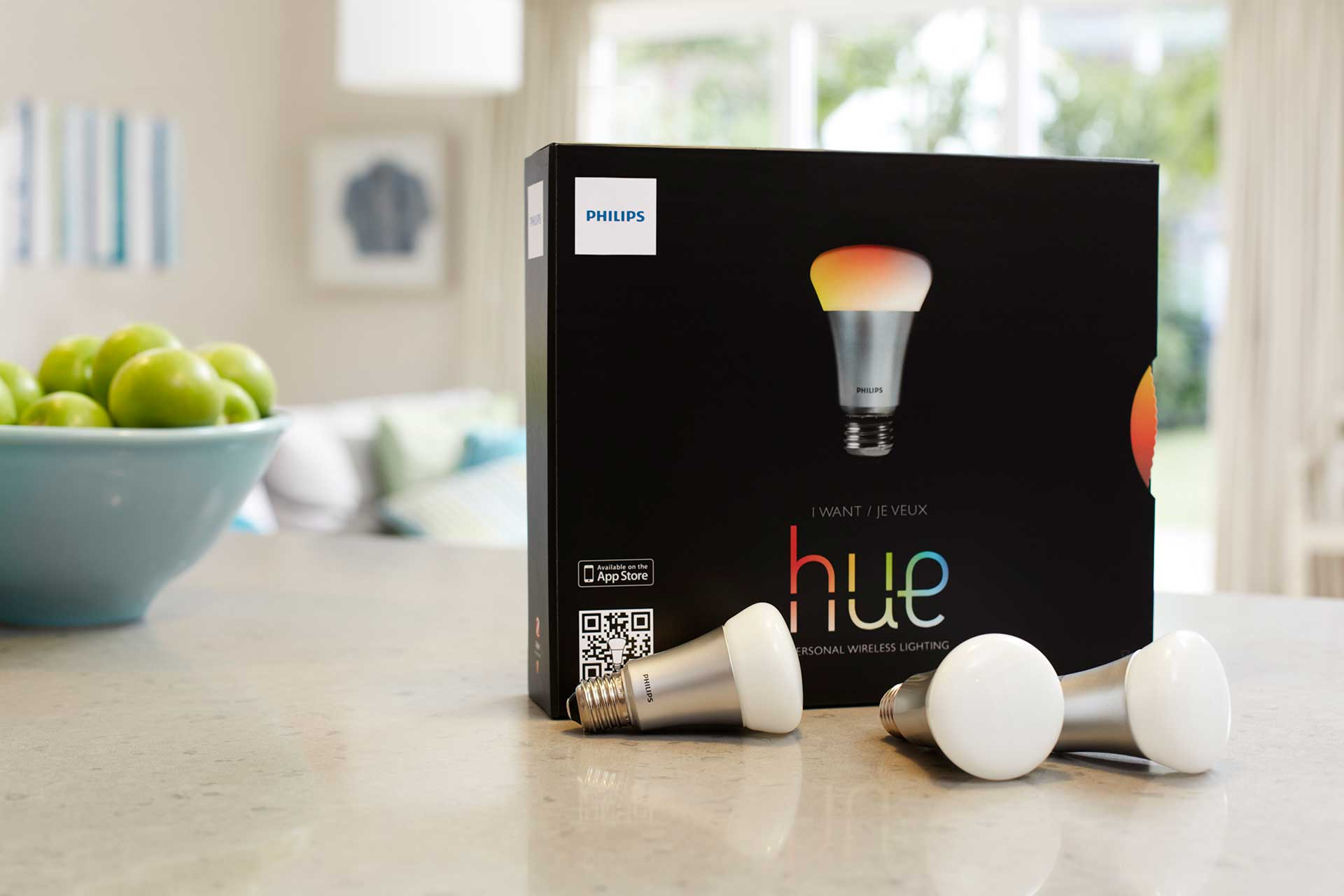 philips hue white bulbs
