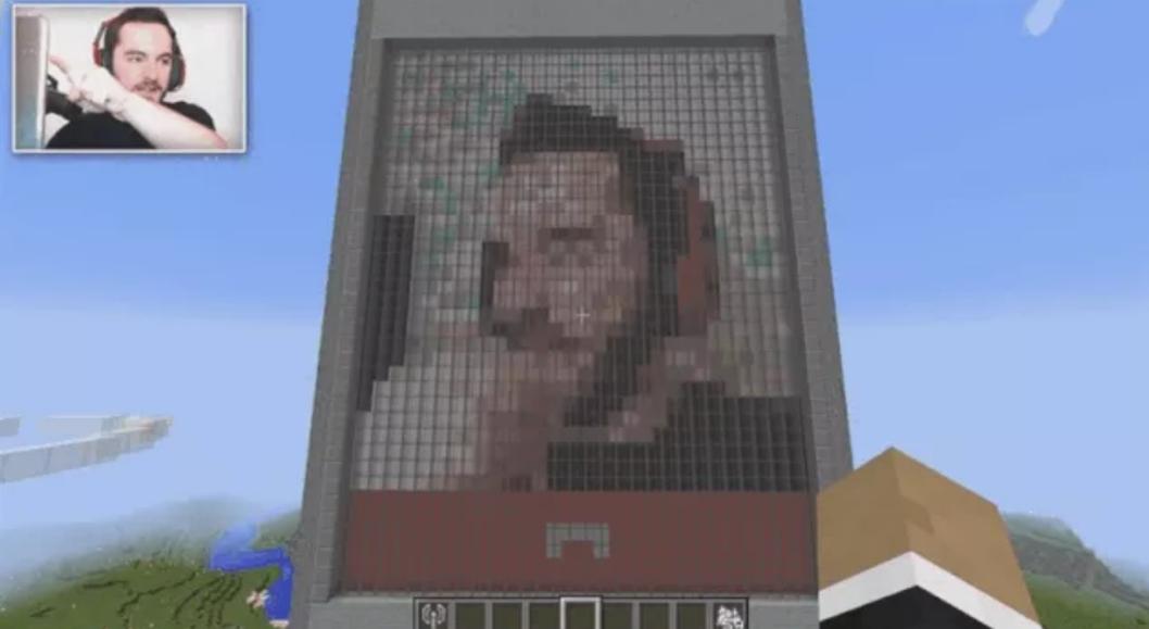 Minecraft Cell Phone